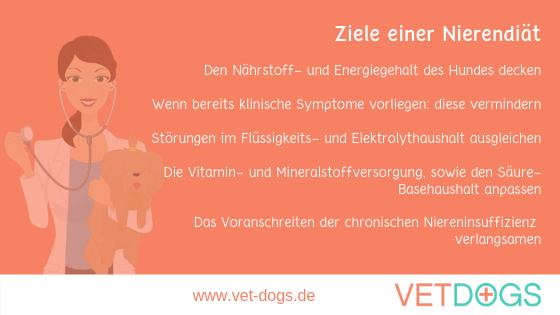 Nierendiät beim Hund, www.vet-dogs.de, www.vetdogs.de, dein online Tierarzt